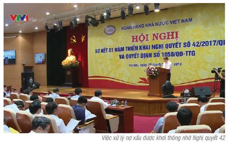 Tình hình xử lý nợ xấu tại Việt Nam qua các giai đoạn - các vấn đề cần quan tâm và khuyến nghị