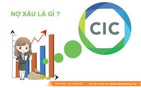 Tự kiểm tra nợ xấu qua CIC