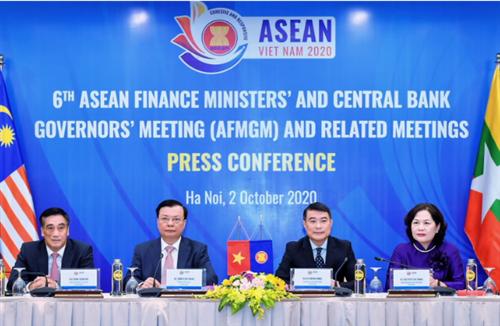 ASEAN 2020: Tiến trình hợp tác tài chính - tiền tệ ASEAN đạt những bước tiến quan trọng