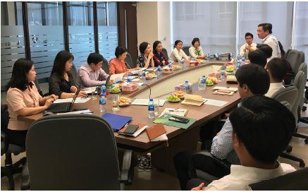 Công đoàn ngân hàng Việt Nam đẩy mạnh hoạt động kiểm tra điều lệ, quy chế hoạt động