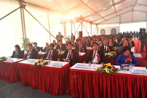 Vietcombank tài trợ vốn xây dựng Nhà máy sản xuất trứng gà sạch công nghệ cao đầu tiên tại Việt Nam