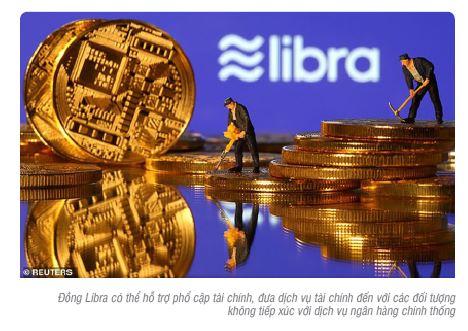 Tác động của tiền mã hóa Libra  đối với chính sách tiền tệ
