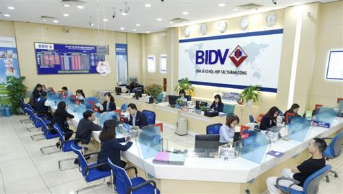 BIDV triển khai các gói tín dụng hỗ trợ khách hàng bị ảnh hưởng bởi dịch covid-19