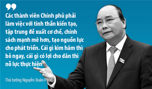 Việt Nam xây dựng chính phủ kiến tạo: Đã nhen được ngọn lửa cải cách