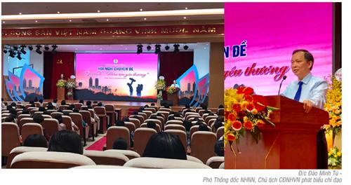 Công đoàn ngân hàng Việt Nam, gia đình - điểm tựa yêu thương