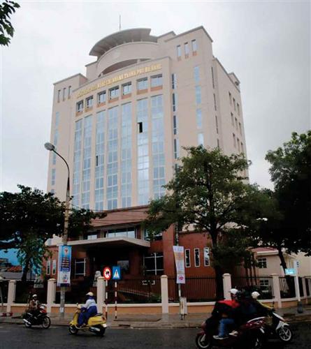 Hệ thống Ngân hàng Đà Nẵng góp phần tích cực vào sự phát triển kinh tế của toàn thành phố