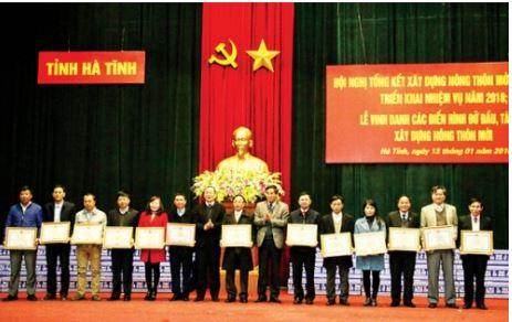 Hệ thống ngân hàng Hà Tĩnh đóng góp tích cực vào sự phát triển kinh tế tại địa phương