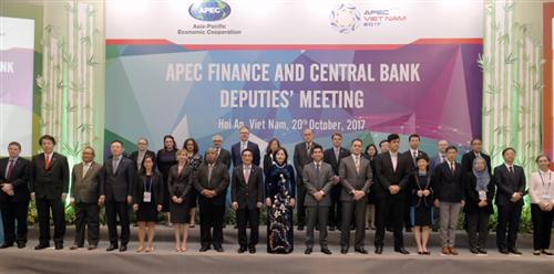 Phó Thống đốc Nguyễn Thị Hồng đồng chủ trì Hội nghị Thứ trưởng Tài chính và Phó Thống đốc các Ngân hàng Trung ương các nền kinh tế APEC 2017