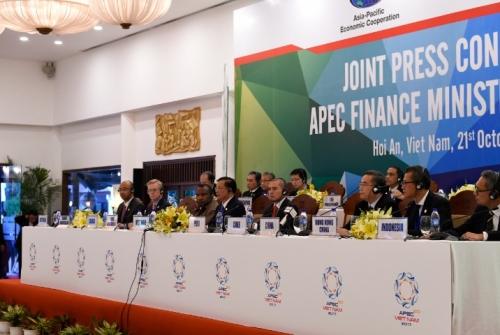 Tuyên bố chung Hội nghị Bộ trưởng Tài chính APEC 2017