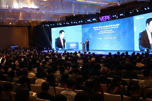 """Diễn đàn Thanh toán điện tử Việt Nam 2017 (VEPF) """"Mobile Payment - nhân tố thúc đẩy nền kinh tế không tiền mặt"""""""