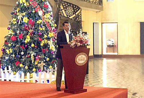 NHNN gặp mặt cuối năm các tổ chức tài chính – tiền tệ quốc tế, các ngân hàng nước ngoài tại Việt Nam