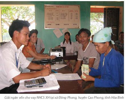 Vai trò của Ngân hàng Chính sách xã hội Việt Nam trong thực hiện mục tiêu phát triển kinh tế - xã hội theo nghị quyết Đại hội Đảng lần thứ XII