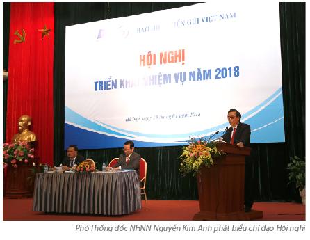 Bảo hiểm tiền gửi Việt Nam triển khai nhiệm vụ năm 2018
