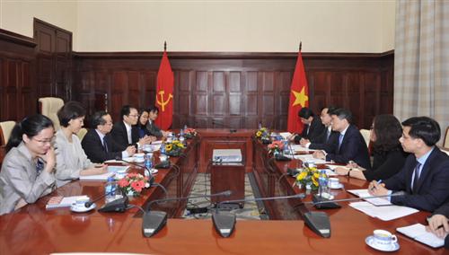 Thống đốc NHNN tiếp Trưởng đại diện Văn phòng JICA tại Việt Nam