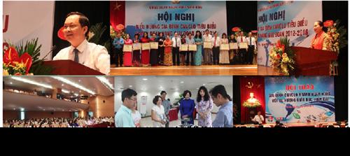 25 năm Công đoàn Ngân hàng Việt Nam: Điểm tựa vững vàng cho người lao động