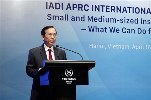 Hội nghị thường niên lần thứ 16 và Hội thảo quốc tế Ủy ban Khu vực Châu Á - Thái Bình Dương, IADI
