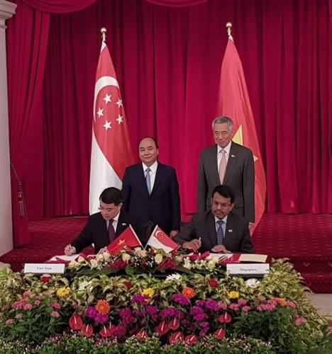 Ngân hàng Nhà nước Việt Nam và Cơ quan Quản lý Tiền tệ Singapore (MAS) ký Bản ghi nhớ về hợp tác