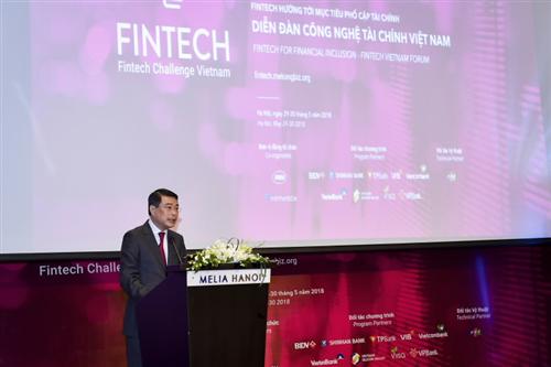 Diễn đàn Công nghệ Tài chính Việt Nam 2018: Fintech hướng tới mục tiêu phổ cập tài chính