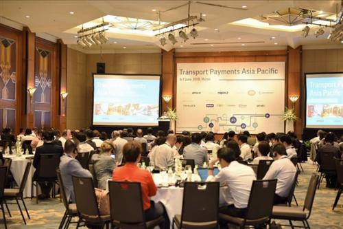 Diễn đàn Thanh toán Giao thông Châu Á - Thái Bình Dương 2018: Liên thông thanh toán giao thông và bán lẻ