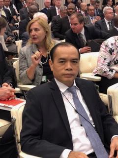 Đoàn Ngân hàng Nhà nước tham dự Hội nghị toàn thể Ngân hàng Thanh toán Quốc tế lần thứ 88
