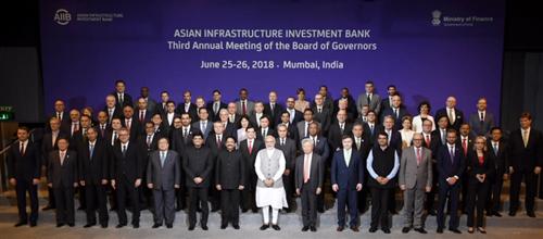 Hội nghị thường niên lần thứ ba Hội đồng Thống đốc Ngân hàng Đầu tư Cơ sở hạ tầng Châu Á (AIIB)