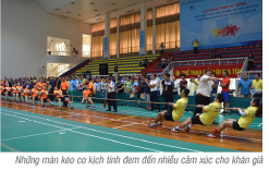 Sôi nổi Hội thao VietinBank  lần thứ XI năm 2018