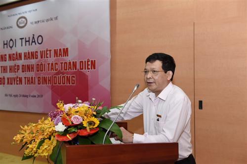 Hệ thống ngân hàng Việt Nam với việc thực thi Hiệp định CPTPP