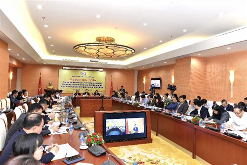 Hội nghị trực tuyến triển khai Nghị định 116/2018/NĐ-CP của Chính phủ và các giải pháp của ngành Ngân hàng góp phần hạn chế tín dụng đen