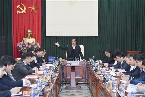 Hội đồng Thanh toán và Công nghệ họp lần thứ 6