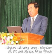 CIC Tổng kết công tác 2018  và triển khai nhiệm vụ 2019
