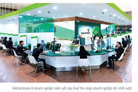 Vietcombank: Hướng tới top 100 ngân hàng lớn nhất khu vực và nằm trong 300 tập đoàn tài chính lớn nhất toàn cầu