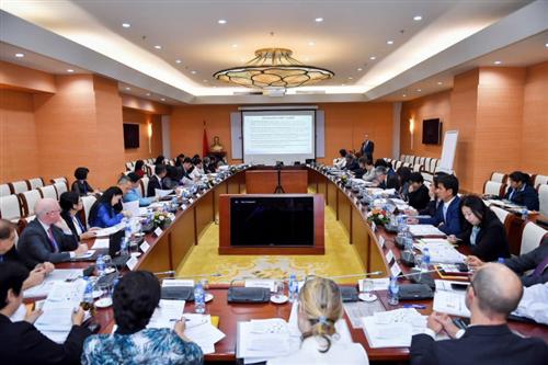 Khai mạc Hội nghị Ủy ban Tư vấn Văn phòng Tăng cường năng lực của IMF tại Thái Lan (CDOT – IMF)
