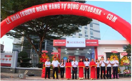 Autobank CDM đầu tiên hoạt động  trên địa bàn Khu công nghiệp Sóng Thần