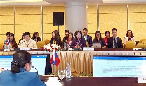 Ngân hàng Nhà nước Việt Nam tham gia Hội nghị Phó Thống đốc NHTW ASEAN lần thứ 15 (ACDM)