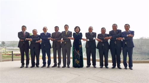 Hội nghị ACGM và AFMGM 2019 vì một ASEAN hợp tác phát triển toàn diện và bền vững