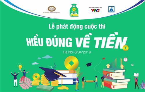 """Phát động cuộc thi """"Hiểu đúng về tiền"""" dành cho lứa tuổi thiếu niên tại trường THCS, THPT chuyên Hà Nội- Amsterdam"""