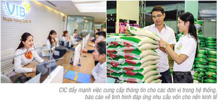 Trung tâm Thông tin Tín dụng Quốc gia Việt Nam:  Tăng cường thu thập nguồn tin,  mở rộng kho dữ liệu