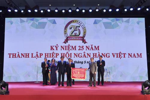 Hiệp hội Ngân hàng kỷ niệm 25 năm thành lập