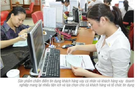 Đẩy mạnh ứng dụng công nghệ thông tin vào hoạt động thông tin tín dụng