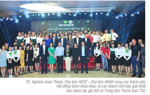 Khoa học, công nghệ và đổi mới sáng tạo  kiến tạo tương lai Vietcombank - Sẵn sàng đổi mới