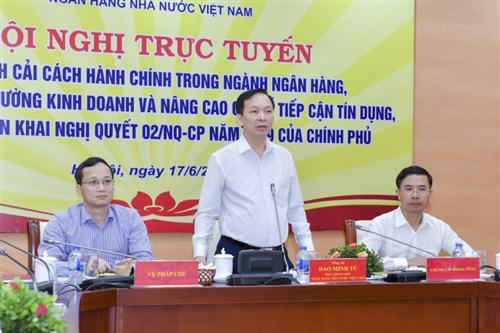 Đẩy mạnh CCHC trong ngành Ngân hàng, mang lại nhiều lợi ích cho người dân, doanh nghiệp