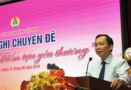 Công tác gia đình là một trong những nhiệm vụ trọng tâm trong hoạt động của Công đoàn Ngân hàng Việt Nam