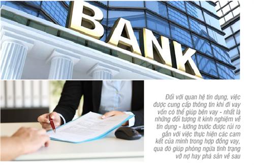 Nghĩa vụ cung cấp thông tin trong giao kết hợp đồng tín dụng - Từ quy định của Bộ luật Dân sự 2015 đến pháp luật về hoạt động cho vay của các tổ chức tín dụng