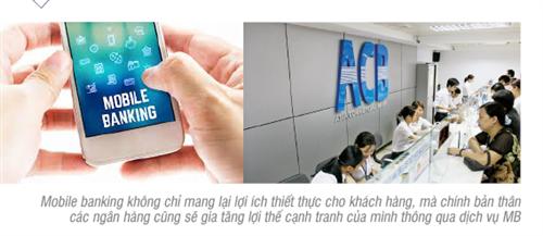 Nghiên cứu các nhân tố tác động  đến dự định hành vi sử dụng Mobile Banking