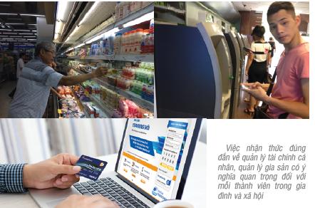Quản lý tài chính cá nhân và quản lý gia sản ở Việt Nam