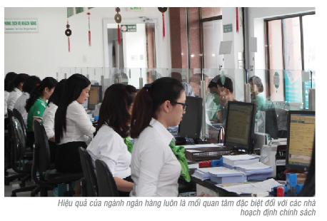 Hiệu quả chi phí biên của các ngân hàng thương mại Việt Nam