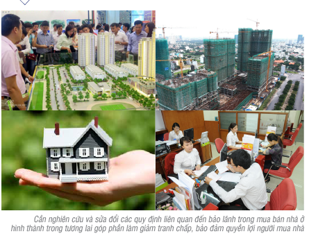Bão lãnh nhà ở hình thành trong tương lai:cơ sở pháp lý trong triển khai thực hiện tại Việt Nam