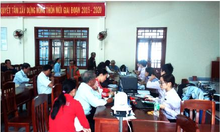 Hiệu quả nguồn vốn tín dụng chính sách xã hội ở huyện Phù Cát