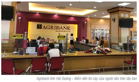 Agribank chi nhánh tỉnh Hải Dương - đồng hành xây dựng nông thôn mới