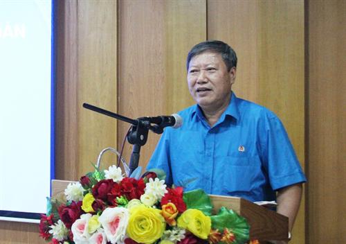 Công đoàn cơ sở cơ quan công đoàn Ngân hàng Việt Nam sơ kết hoạt động công đoàn 6 tháng đầu năm 2019